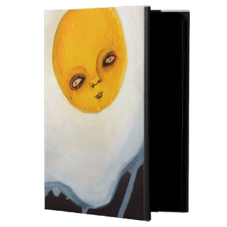 Egg Outsider Acryic Art Abstract Fantasy Cute Cover For iPad Air