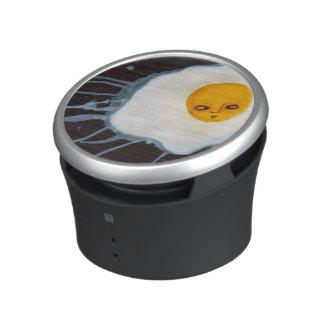 Egg Outsider Acryic Art Abstract Fantasy Cute Speaker