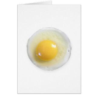 Egg Over Easy Card