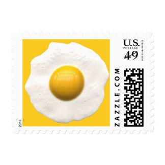 Egg Over Easy Postage