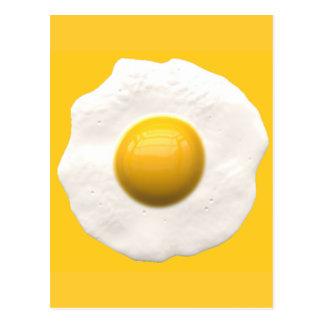 Egg Over Easy Postcard