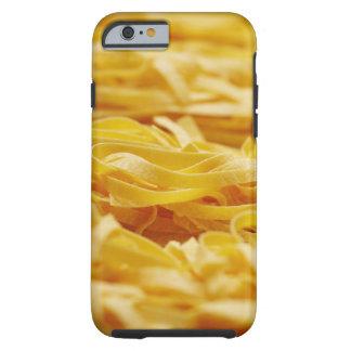 Egg Pasta, Pasta, Tagliatelle, Italian, Raw, Tough iPhone 6 Case