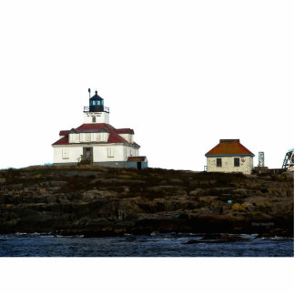 Egg Rock Lighthouse Cutout