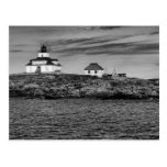 Egg Rock Lighthouse Maine-Postcard