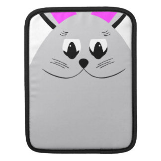 Egg Shaped Bunny Rabbit Sleeve For iPads