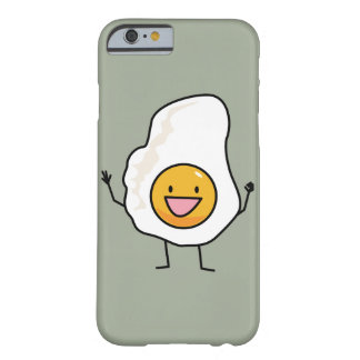 Egg Sunny-Side Up Happy Eggs Breakfast Barely There iPhone 6 Case