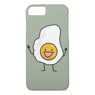 Egg Sunny-Side Up Happy Eggs Breakfast iPhone 7 Case