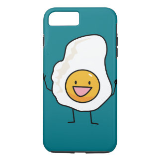 Egg Sunny-Side Up Happy Eggs Breakfast iPhone 7 Plus Case