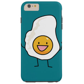 Egg Sunny-Side Up Happy Eggs Breakfast Tough iPhone 6 Plus Case