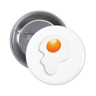 EGG Sunny Side Up Pinback Button