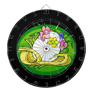 egg with flower tiara green oval.png dartboard with darts
