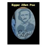 Eggar Allan Poe Post Cards