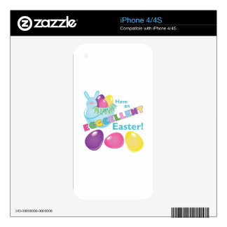 Eggcellent Easter Skins For The iPhone 4