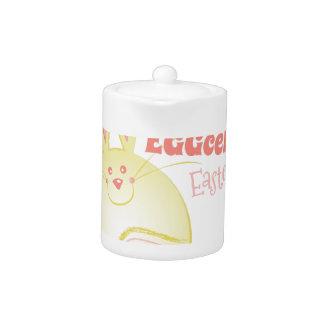 Eggcellent Easter Teapot