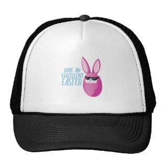 Eggcellent Easter Trucker Hat