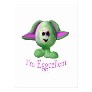 eggcellent tarjetas postales