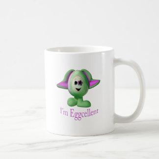 eggcellent taza de café