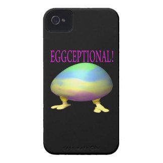 Eggceptional Case-Mate iPhone 4 Funda