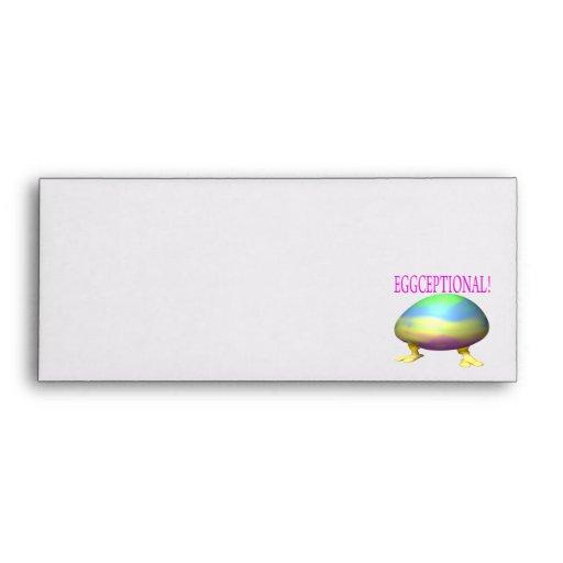 Eggceptional Envelopes