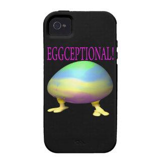 Eggceptional iPhone 4 Carcasa