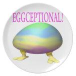 Eggceptional Party Plates