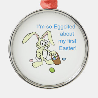 EGGCITED ABOUT EASTER CHRISTMAS TREE ORNAMENT