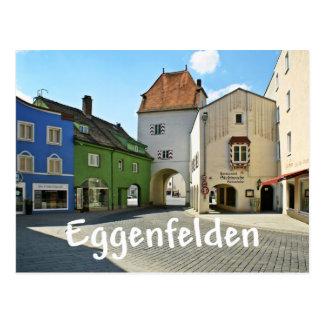 Eggenfelden Postcard