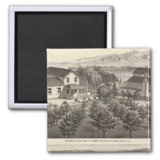 Egger, residencias de Haines, granjas Imán Cuadrado
