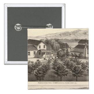 Egger, residencias de Haines, granjas Pin Cuadrado