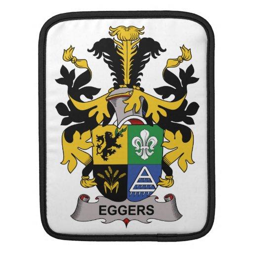 Eggers Family Crest iPad Sleeves
