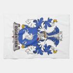 Eggertsen Family Crest Hand Towels