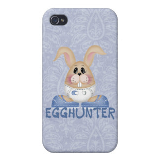 Egghunter Cover For iPhone 4