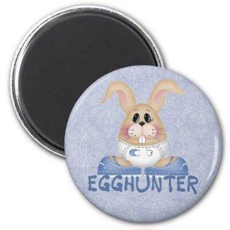Egghunter Refrigerator Magnet