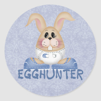 Egghunter Stickers