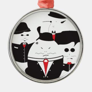 Eggioso Metal Ornament