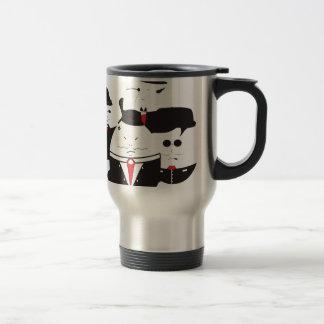 Eggioso 15 Oz Stainless Steel Travel Mug