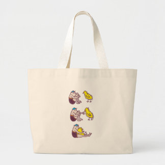 Eggman Friend Canvas Bags