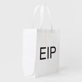 Eggo is Preggo.ai Reusable Grocery Bag