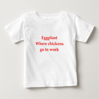 eggplant baby T-Shirt