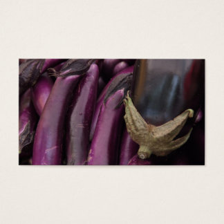Eggplant Business Card