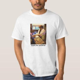 Eggplant Cooking T-Shirt