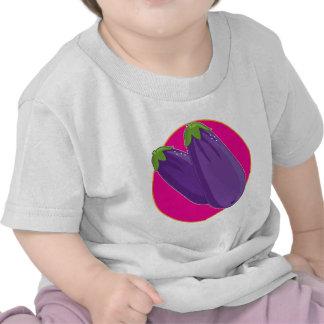 Eggplant Graphic Shirts