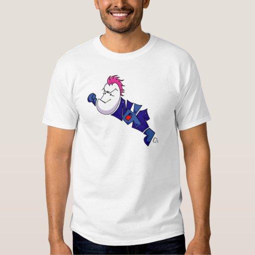 Eggplant Man T-Shirt