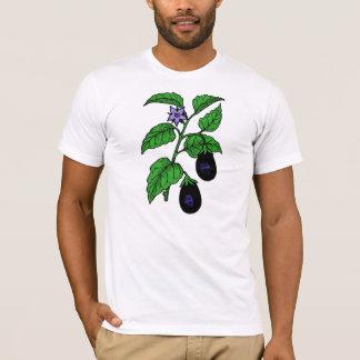 Eggplant Mens T-Shirt