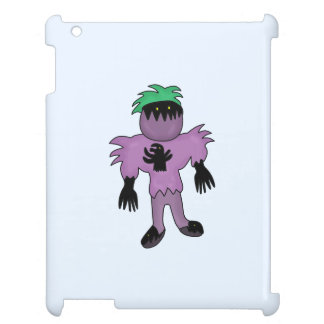 Eggplant monster case for the iPad 2 3 4