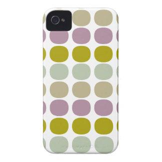 Eggplant & Olive Designer BlackBerry Bold Case