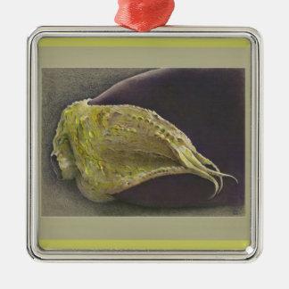 Eggplant Ornament