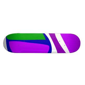 Eggplant Purple Skateboards