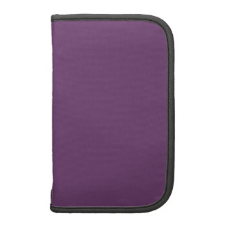 Eggplant purple template to personalize Customize Organizers