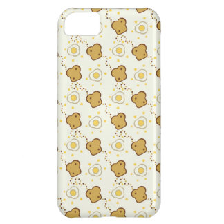 Eggs and Toast iPhone 5C Case